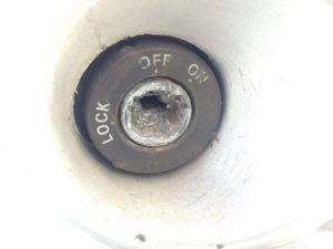 Problèmes Avec Le Cylindre du Contact